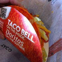Photo taken at Taco Bell by Tricia C. on 4/12/2012