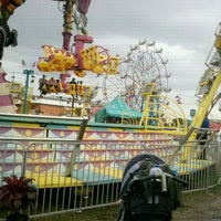 Photo taken at Florida State Fairgrounds by Holly B. on 2/17/2012