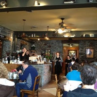 Photo taken at Carriage House Cafe by Kristine on 4/15/2012