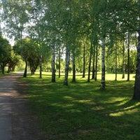 Снимок сделан в Парк Куопио (Финский парк) пользователем Дмитрий М. 5/25/2012