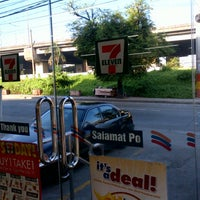 Photo taken at 7-Eleven by Allan T. on 7/8/2012