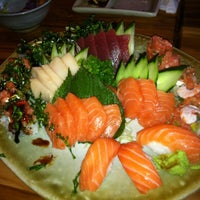 Photo taken at Sapporo Japanese Food by Giselle P. on 3/11/2012