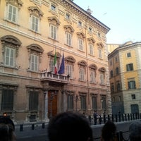Photo taken at Palazzo Madama by John H. on 6/30/2012