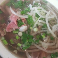 Photo taken at Pho Van Restaurant by Rmy P. on 5/21/2012