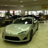 Photo taken at Keith Pierson Toyota by John H. on 6/7/2012
