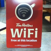 Photo taken at Tim Hortons by Mel S. on 6/24/2012