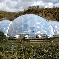 Photo taken at The Eden Project by Gareth S. on 4/10/2012