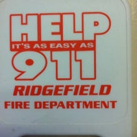 Photo taken at Ridgefield Fire Department by Kasey B. on 4/28/2012
