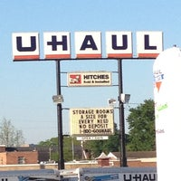 Photo taken at U-Haul at Two Notch Rd by LJ on 4/14/2012