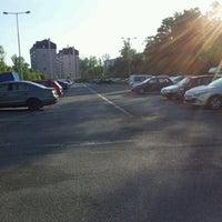 Photo taken at Parking Milovice by Petrolhead on 5/23/2012