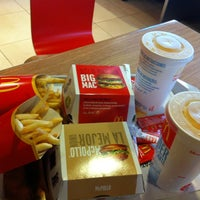 Photo taken at McDonald's by Andrés C. on 2/20/2012