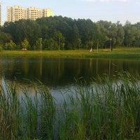 Снимок сделан в Братеевский каскадный парк пользователем Dmitry K. 7/16/2012