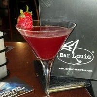 Photo taken at Bar Louie by Melony I. on 3/27/2012