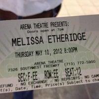 Foto tomada en Houston Arena Theater por Madalyn S. el 5/11/2012