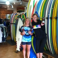 Photo taken at Hotline Surfshop by vw m. on 8/20/2012