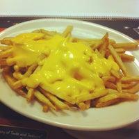 Photo taken at Steak 'n Shake by Jane R. on 4/16/2012