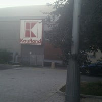 Photo taken at Kaufland by Nikolia D. on 8/12/2012
