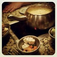 Photo taken at The Melting Pot by sama_rama on 7/27/2012