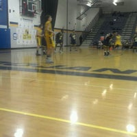 Photo taken at Owosso High School by Kevin Michael F. on 3/1/2012