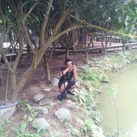 Photo taken at Khu Du Lich Sinh Thai Vuon Xoai by Cuong M. on 3/7/2012