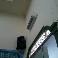 Photo taken at Masjid Ad-Du'a by Maddin D. on 8/28/2012