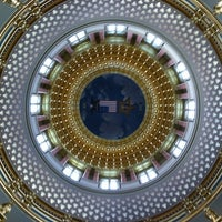Photo taken at Iowa State Capitol Building by Sherry A R. on 2/21/2012
