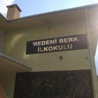 Photo taken at Medeni Berk İlkokulu by muyu on 9/7/2012