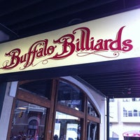 Photo taken at Buffalo Billiards by Mantis E. on 3/14/2012