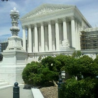 Photo taken at Supreme Court of the United States by Bethany R. on 6/13/2012