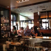 Photo taken at Joya Restaurant & Lounge by leslie m. on 7/12/2012