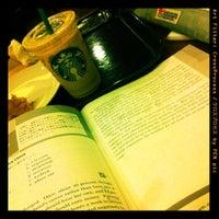 Photo taken at Starbucks by nanako on 5/20/2012