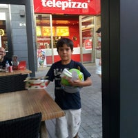 Photo taken at Telepizza HQ by Chris H. on 7/12/2012