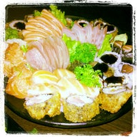 Photo taken at Yamato by Thaís N. on 8/12/2012