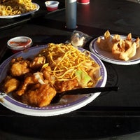 Photo taken at Panda Express by Albert W. on 9/11/2012