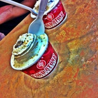 Photo taken at Tim Hortons / Cold Stone Creamery by Eric on 8/13/2012