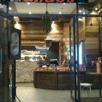 Photo taken at Nando's by Matthew H. on 4/21/2012