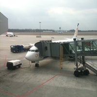 Photo taken at Gate 41 by Andrey O. on 3/22/2012