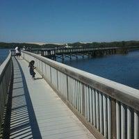 Photo taken at OSO FLACO LAKE by Jonelle H. on 6/9/2012