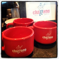 Photo taken at Chazzano Coffee Roasters by Melissa B. on 6/13/2012