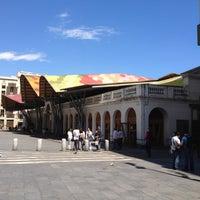 Photo taken at Mercat de Santa Caterina by Mansour H. on 5/7/2012