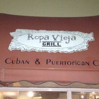 Photo taken at Ropa Vieja by Brent F. on 3/16/2012