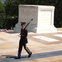 Photo taken at Changing of the Guard by Rick K. on 5/17/2012