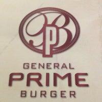Photo taken at General Prime Burger by Alberto J S M. on 5/4/2012