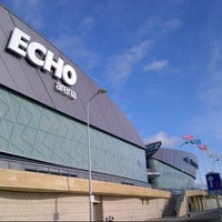 Photo taken at Echo Arena Liverpool by Steve B. on 9/13/2012