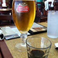 Photo taken at Gordon Biersch Bar & Restaurant by Don H. on 7/26/2012