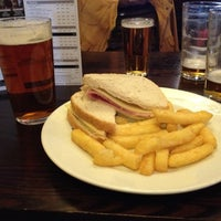 Photo taken at The Hope Tap (Wetherspoon) by Graham H. on 5/5/2012