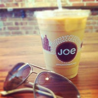 Photo taken at Joe the Art of Coffee by Meg B. on 4/15/2012
