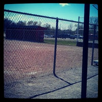 Photo taken at Linden High School by Taylor W. on 4/17/2012