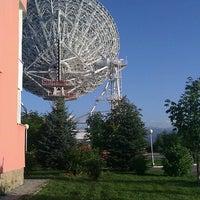 "Photo taken at Радиоастрономическая обсерватория ""Зеленчукская"" by Dina A. on 9/4/2012"