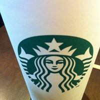 Photo taken at Starbucks Avda Constitución 11 by LUIS G. on 4/14/2012